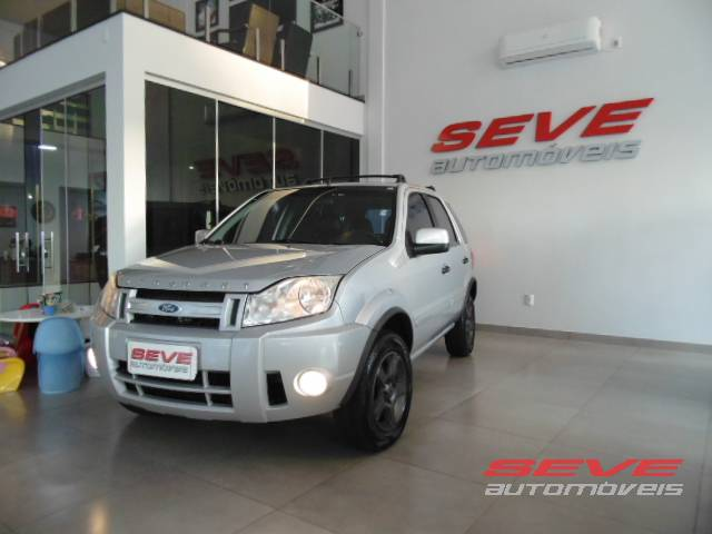 FORD ECOSPORT XLT 2.0 AUTOMATICA