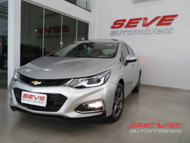 CHEVROLET Cruze HATCH LTZ II 1.4 TURBO