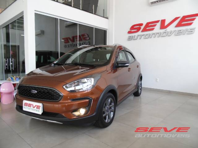 FORD KA FREESTYLE 1.5 AUTOMATICO